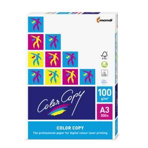 Mondi Color Copy A3 Printer Paper 100gsm White Ream
