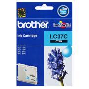 Brother LC37C Cyan Ink Cartridge