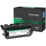 Lexmark 64480XW Black Toner Cartridge