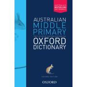 Australian Middle Primary Oxford Dictionary Amanda Laugesen Et Al