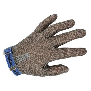 Honeywell Chainex 2000 Wrist Length Ambidextrous Stainless Steel Mesh Glove XSmall Each