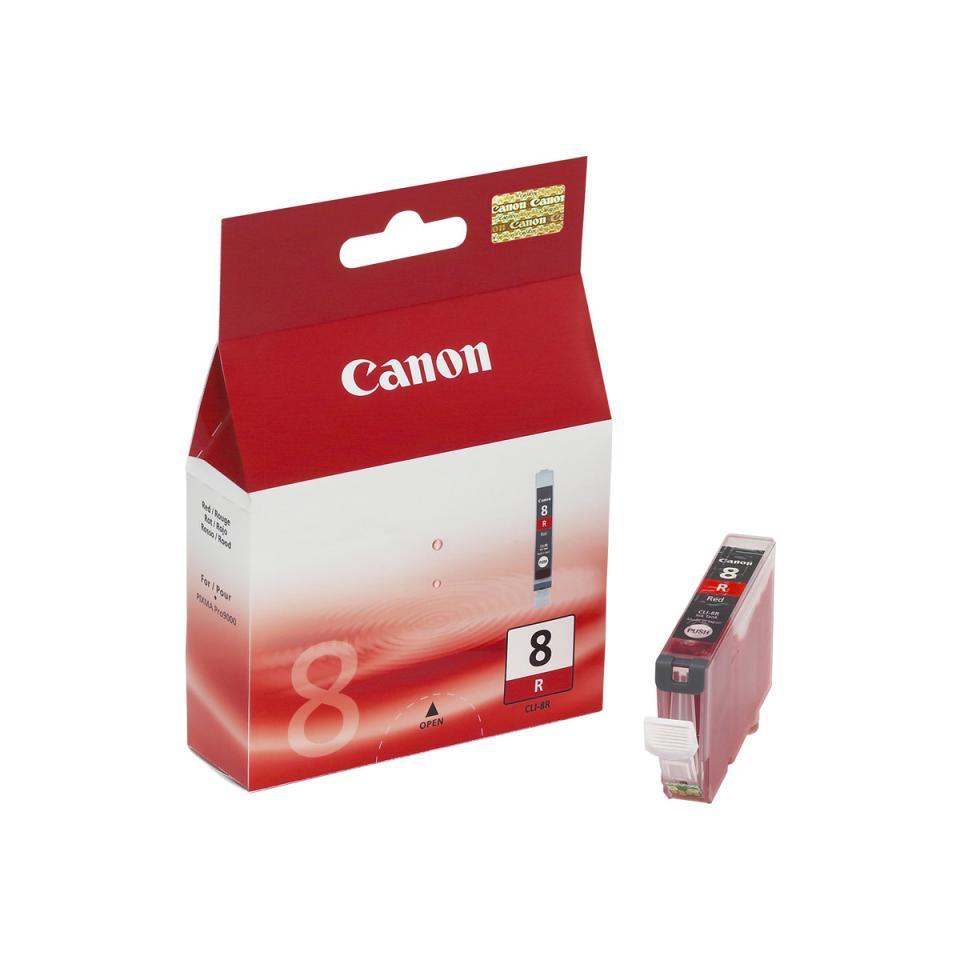 Canon PIXMA CLI-8R Red Ink Cartridge