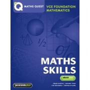 Maths Quest Vce Foundation Mathematics & Ebookplus. Author Durran