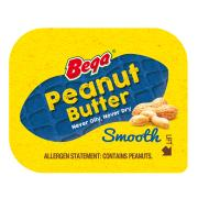 Bega Peanut Butter Portion Control 11g Box 50