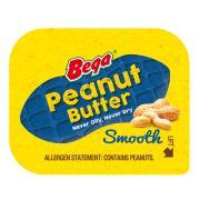 Bega Peanut Butter Spread Portion Control 11g Box 50