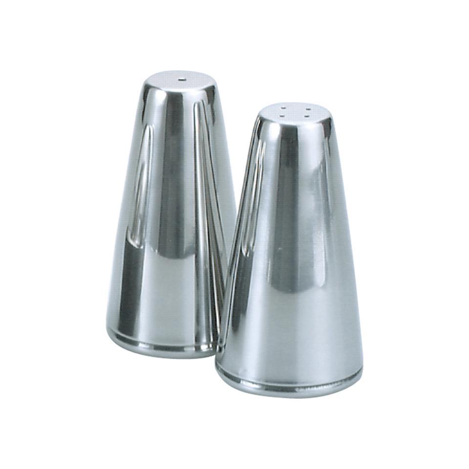 Salt And Pepper Shakers 18/10 50Ml Set