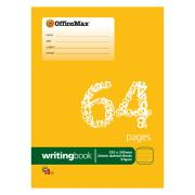 Officemax Writing Book 335x245mm 24mm Dotted Thirds 56GSM 64 Pages