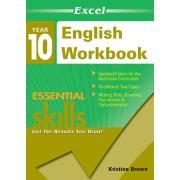 Excel Essential Skills English Workbook Year 10