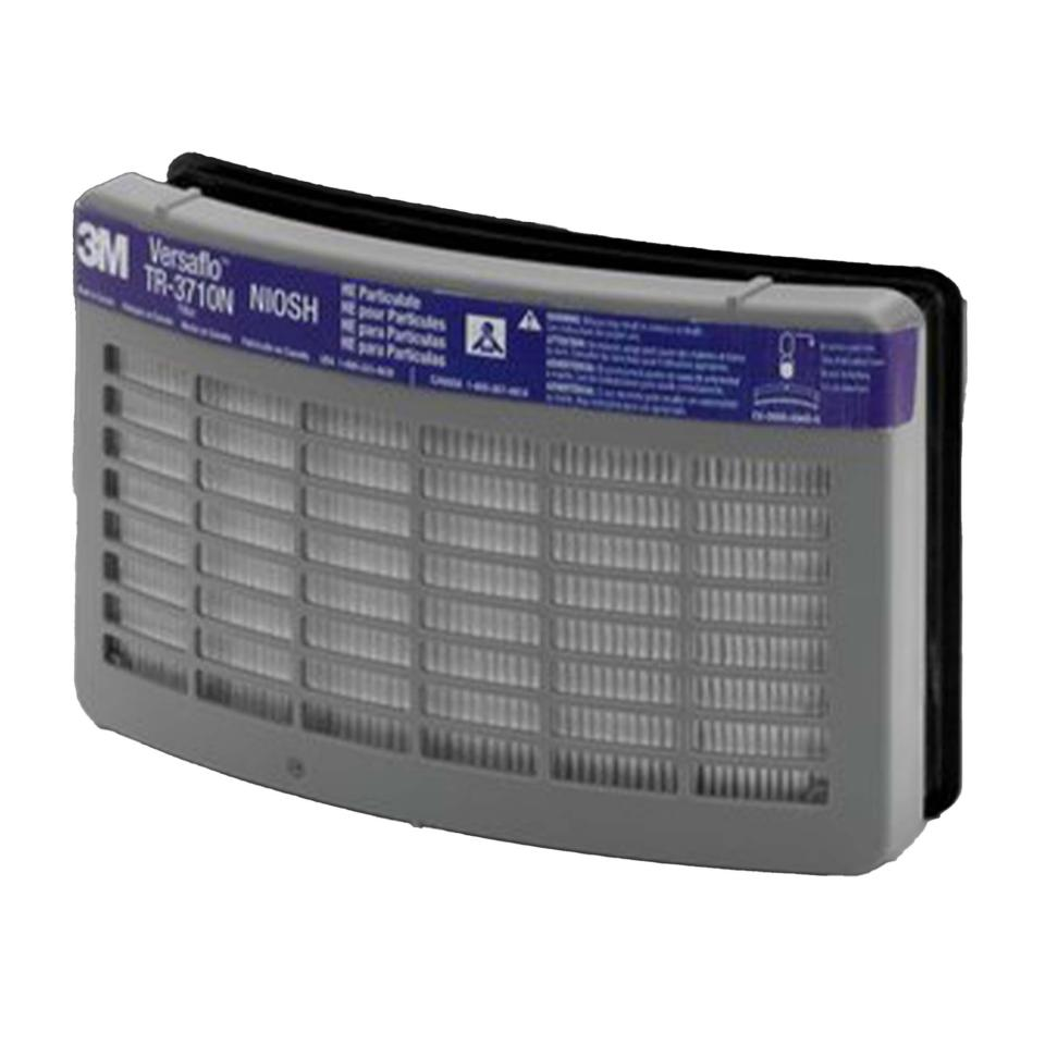 3M Versaflo Cr180811232 P3 Filter Tr-3710E Pack of 5