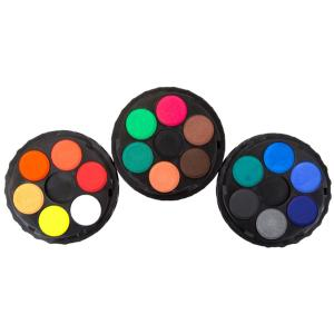 Koh-I-Noor Watercolour Discs Assorted Colours