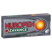 Nurofen Zavance Tablets Pack of 24