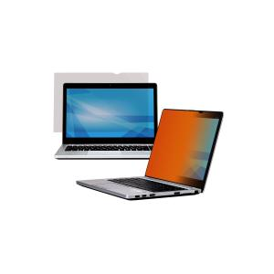 3M Privacy Filter for 14.1 Inch Widescreen Laptop Gold & Black