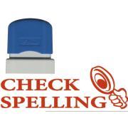 Staedtler Teachers Stamp Check Spelling
