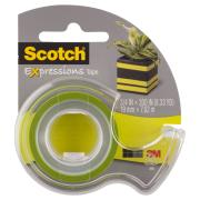 Scotch Expressions Tape C214-Grn-D 19mm X 7.62m