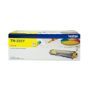 Brother TN-255Y Yellow Toner Cartridge