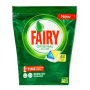 Fairy Autodish Tab All In One Lemon Pack 44