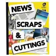 Olympic Scrap Book 929 News 400 x 325mm 72 Pages