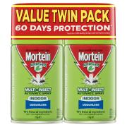 Mortein Naturgard Auto Protect Indoor Odourless Twin Pack Refill  2 X 154g