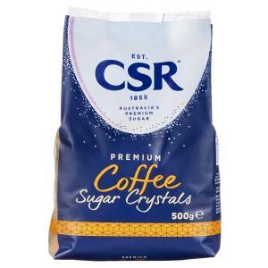 CSR Brown Coffee Sugar Crystal 500g