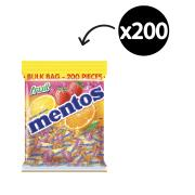 Mentos Fruit Individually Wrapped 540g
