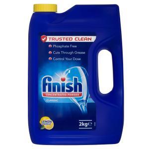 Finish Powder Concentrate Lemon 1.5kg + 500g