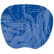 Kensington Mouse Pad Rubber Ultra Thin Anti-Skid Blue
