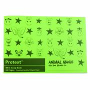 Protext Animal Magic Mini Scrap Book 165x245mm 100gsm 64 Pages