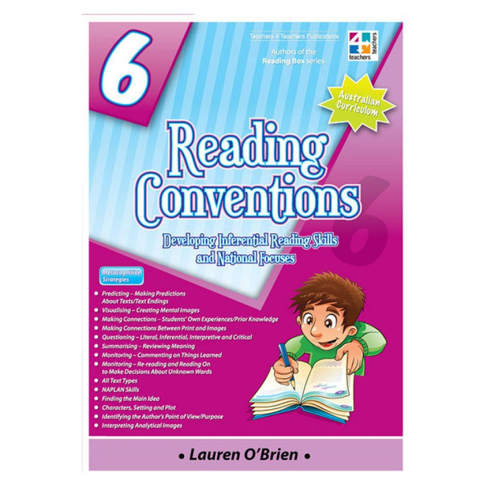 Reading Conventions 6