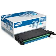 Samsung C508L Cyan Toner Cartridge - CLT-C508L