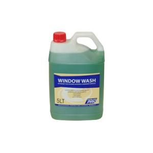 Peerless Window Wash Concentrated Glass Wash Cleaner 5Litre