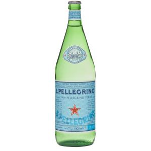 S Pellegrino Sparkling Mineral Water 1 Litre Carton 12