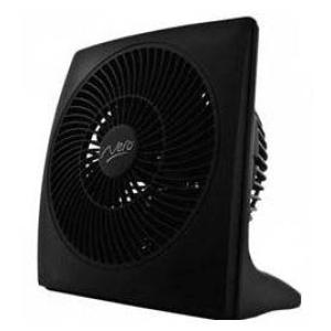 Nero Desk Fan Black 10cm Image