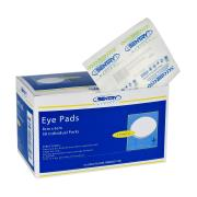 EYE PAD STERILE 2 boxes x 50's (PKT100 PADS)