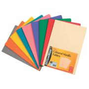 Officemax Foolscap Manilla Folder Yellow Pack Of 10