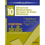 Excel Advanced Maths Revision & Exam Workbook Year 10. Author As Kalra