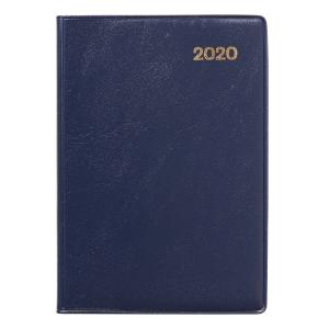 Winc 2020 Pocket Diary A7 2 Days to Page Navy