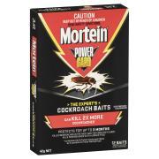 Mortein Powergard Cockroach Baits 12s