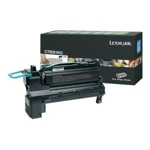 Lexmark C792X1KG Black Toner Cartridge