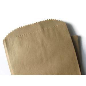 4 Square Brown Kraft Paper Bag 500 Pack Image