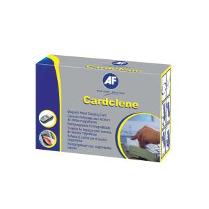 AF Cardclene Magnetic Head Cleaning Card Kit - 20-Pack