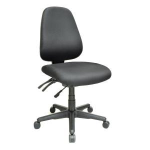 Nallawilli Office Wares High Back Chair Black