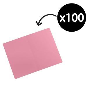 Olympic Manilla Folder Foolscap Pink Box 100