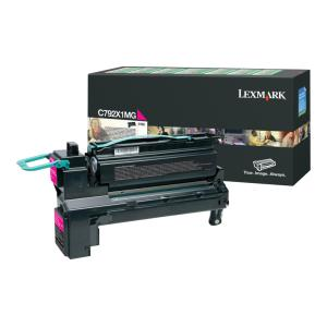 Lexmark C792X1MG Magenta Toner Cartridge