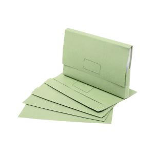 Marbig Enviro Document Wallet Foolscap Pack 10