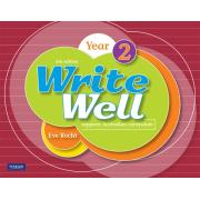Write Well Year 2 6 Th Ed. Author  Eve Recht
