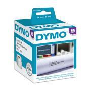 Dymo LabelWriter Address Labels 36mm x 89mm White Box 520