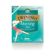 Twinings Enveloped Tea Bag Morning Tea Pack 10