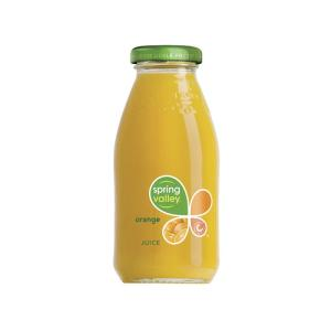 Spring Valley Orange Juice 250ml Carton 30