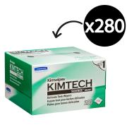 Kimtech 34120A Science Kimwipe Delicate Task Wipers 21X11cm 280 Sheets