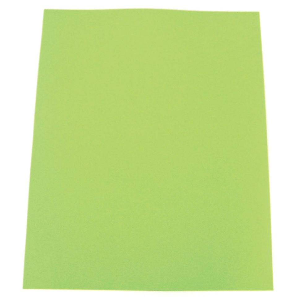 Colourful Days Colourboard A4 160Gsm Lime Green Pack of 100